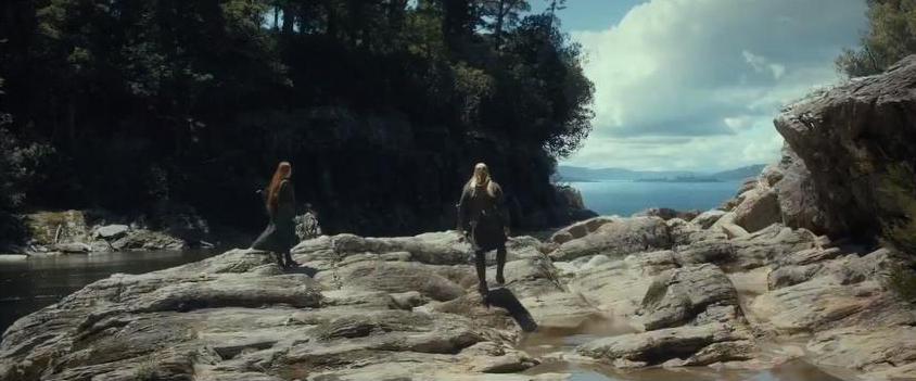 First Look of Legolas in The Hobbit!