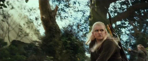First Look of Legolas in The Hobbit!