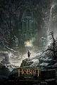 First poster for The Hobbit: The Desolation of Smaug - martin-freeman photo