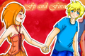 Flame Princess x Finn The Human - adventure-time-with-finn-and-jake photo