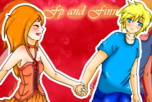Flame Princess x Finn The Human
