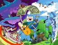 Flying around in Ooo! - adventure-time-with-finn-and-jake photo