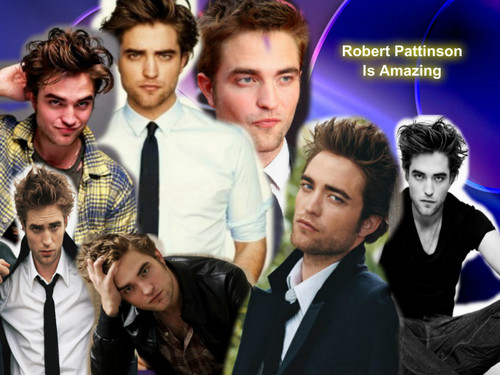 Robert Pattinson Hintergrund with a business suit, a suit, and a dress suit entitled For Du R-Pattz Fans :)