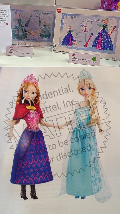 Disney Frozen Anna Elsa Dolls