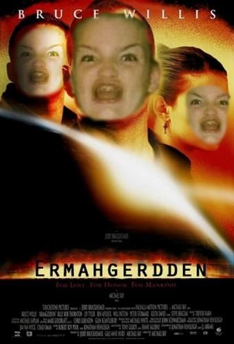 Funny Movie Poster Parodies