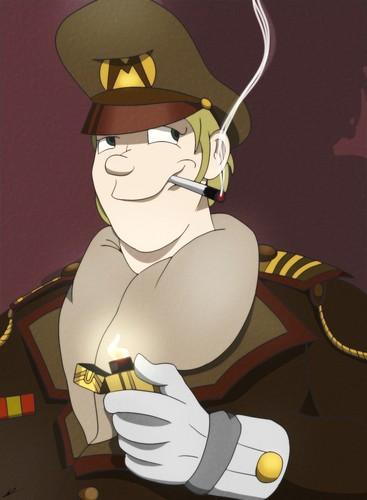 General Skunk Kusai