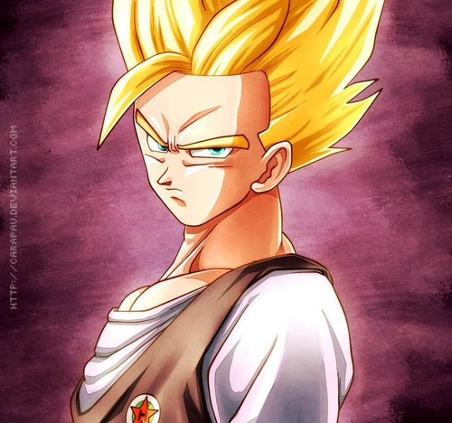 Dragon ball z images gohan hd wallpaper and background - Dragon ball z gohan images ...