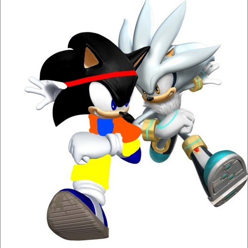 Goku and Silver: The Brothers Race
