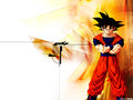dragon-ball-z - Goku wallpaper