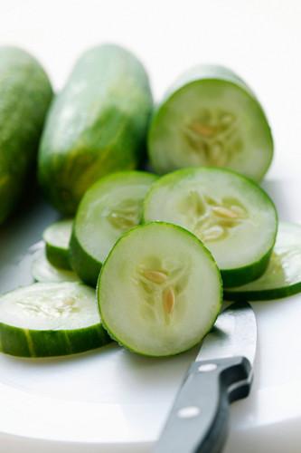 Green Cucumber