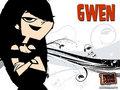 Gwen  - total-drama-island fan art