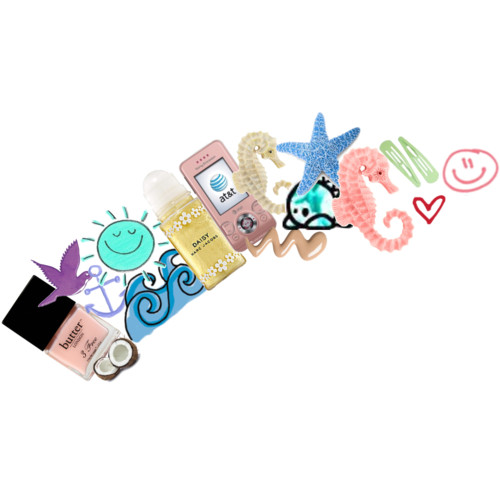 polyvore clippingg♥ wallpaper called Hannah's
