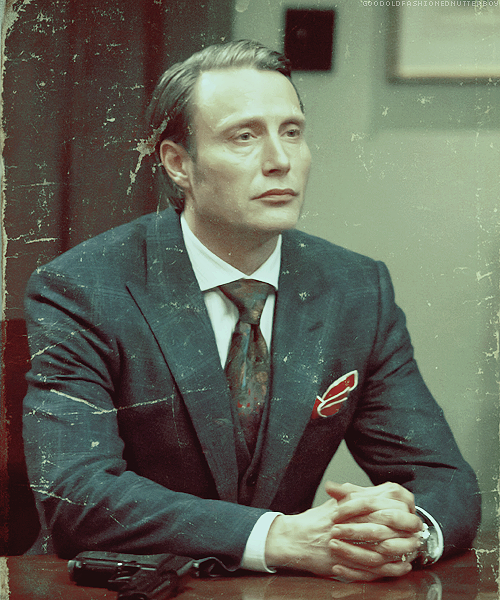 Hannibal Lecter - Hannibal TV Series Fan Art (34621472 ...