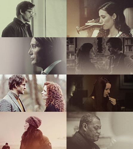 Hannibal + profiles
