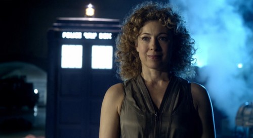Happy River Song day!