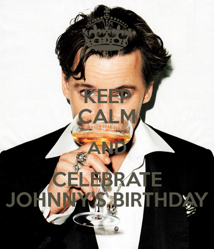 Happy birthday Johnny!!!
