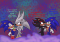 Hedgehog Boss From Sonic Gen In A Nutshell - sonic-shadow-and-silver photo