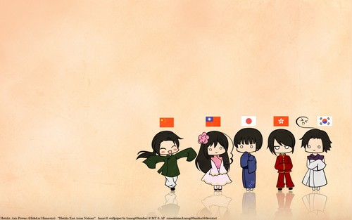 hetalia - axis powers Asia