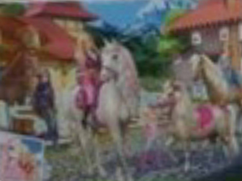Hidden Barbie And Her Sisters In A kuda, kuda kecil Tale Pictures