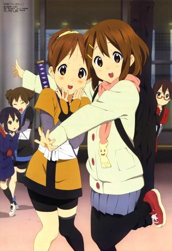 Hirasawa Sisters ❤❤
