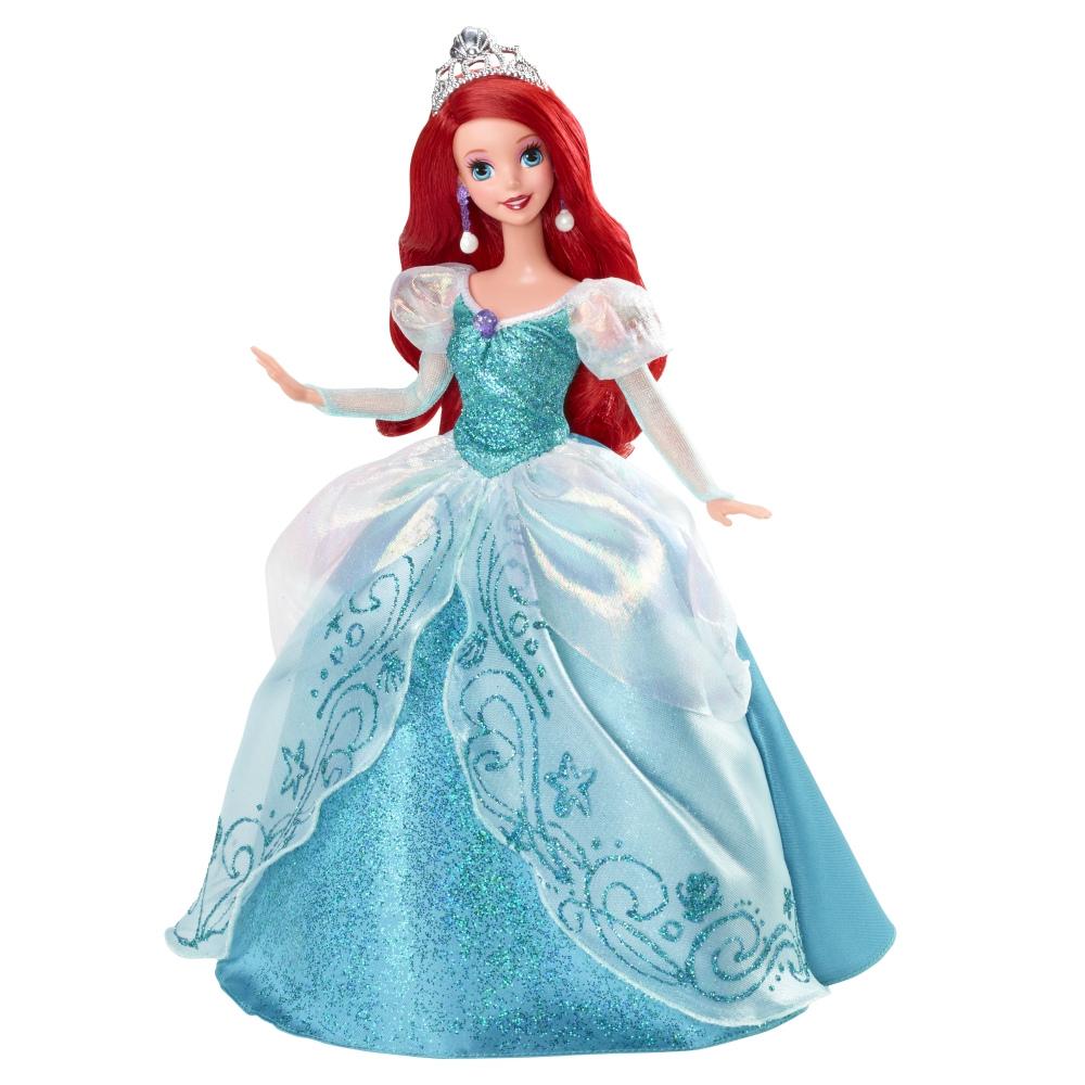 Christmas Dress Doll