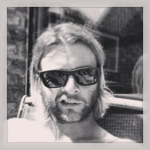 Holiday beard, sun hasnt stopped shining! #ireland #beard #sunshine