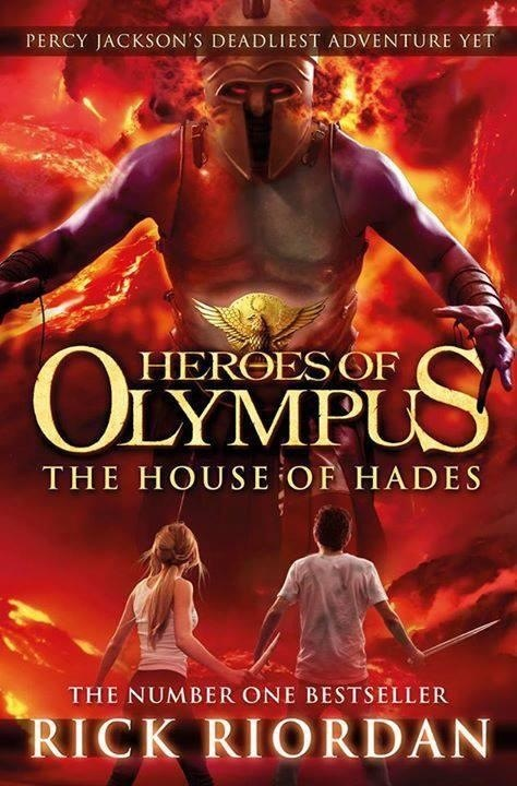 House of Hades British Cover