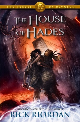House of Hades Cover (Better Quality)