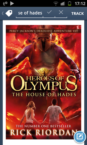 House of Hades Cover (UK)
