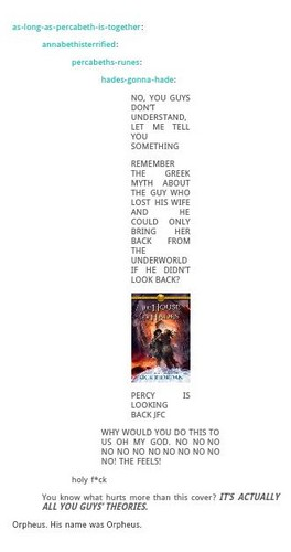 House of Hades Theory on Tumblr