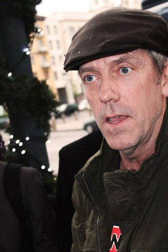 "Hugh Laurie in Minsk-Start of ""Didn't It Rain"" Tour 2013"