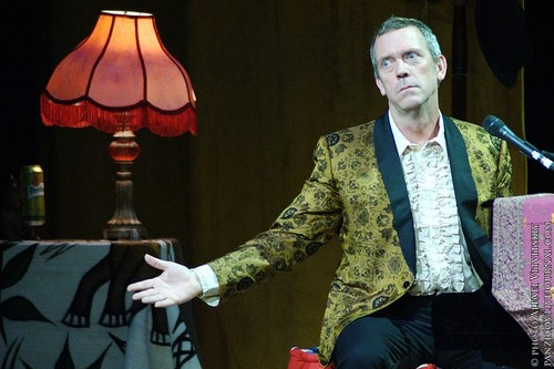 Hugh Laurie in Moscow 04.06.2013