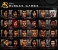 Hunger Games meet Disney - the-hunger-games fan art
