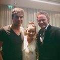 Ian at Bloody Con Germany (June 2013) - ian-somerhalder photo