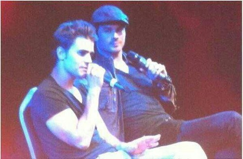 Ian at Bloody Con Germany (June 2013)