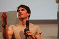 Ian at Love&Blood ItaCon (May 2013) - ian-somerhalder photo