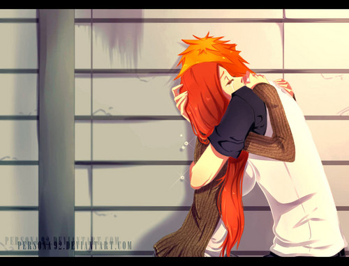 IchiHime~Bleach Couple