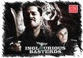 Inglourious basterds wallpaper - brad-pitt fan art