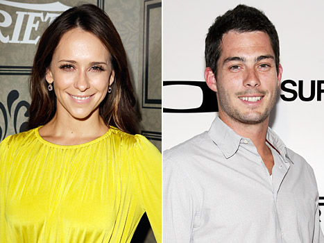 JLH and Brian Hallisay engaged