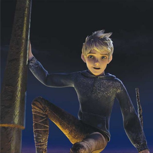 Childhood Animated Movie heroes wallpaper possibly with tights, a leotard, and a hip boot titled Jack Frost