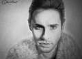Jared Leto - jared-leto fan art