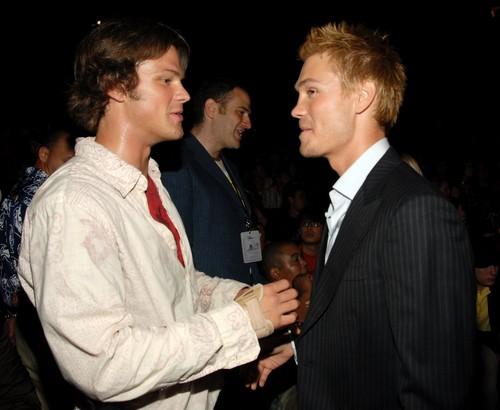Jared and Chad