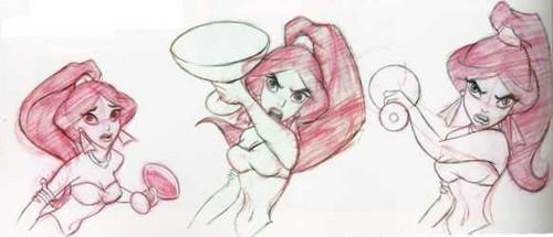 jasmijn Concept Art