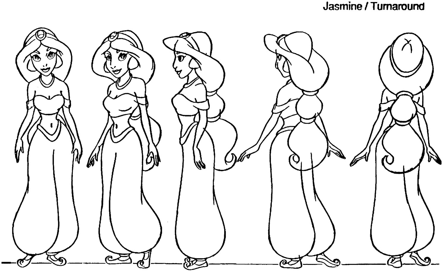 Disney Character Design Sheets : Http animationarchive classic characters goofy