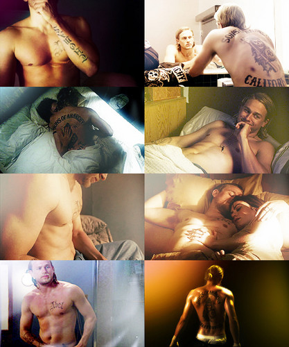 "Jackson ""JAX"" Teller wallpaper probably containing a neonate and skin called Jax"