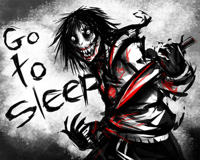 Jeff the killer Обои containing Аниме called Jeff The Killer