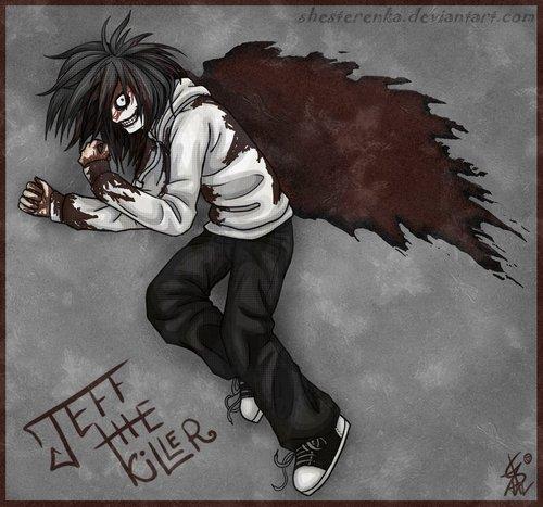 Jeff the killer hình nền containing anime entitled Jeff The Killer