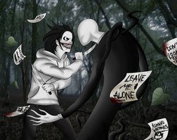 Jeff the killer hình nền possibly with anime titled Jeff The Killer