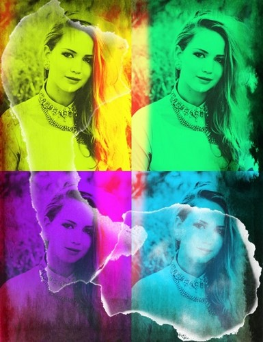 Jennifer Lawrence Fanart, سے طرف کی me. :) Xxx