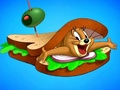 Jerry the sandwich! - tom-and-jerry photo